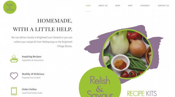 Relish & Savour